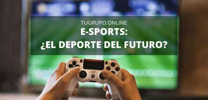 E-Sports - Grupos de WhatsApp