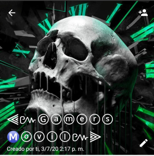 capture gamers movil - Grupos de WhatsApp